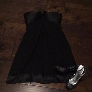 EUC classic black cocktail dress!